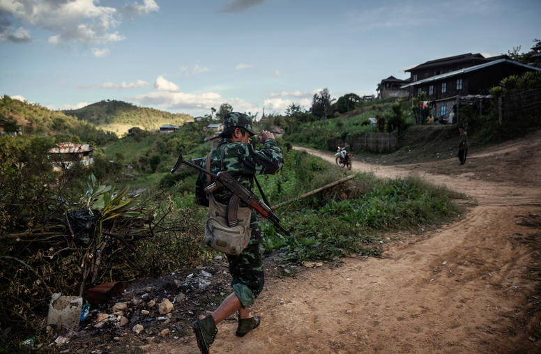 To Advance Peace in Burma, Take One Step Back
