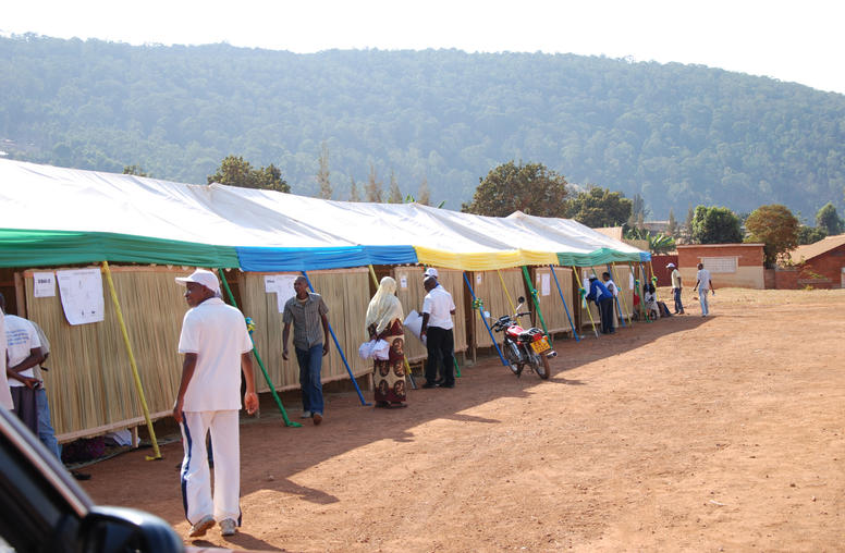 Rwanda's Election Signals Risk to Recovery from Genocide