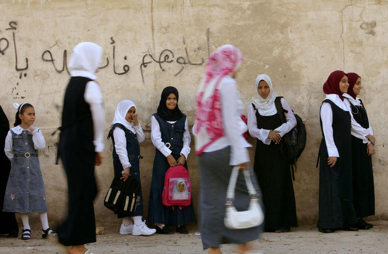 After ISIS, Urgent Questions of Women's Roles in Iraq
