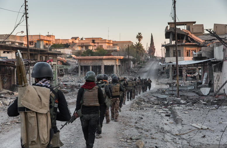 How to Stabilize Iraq After ISIS—and Why it Matters