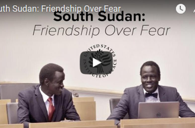 South Sudan: Friendship Over Fear (Video)