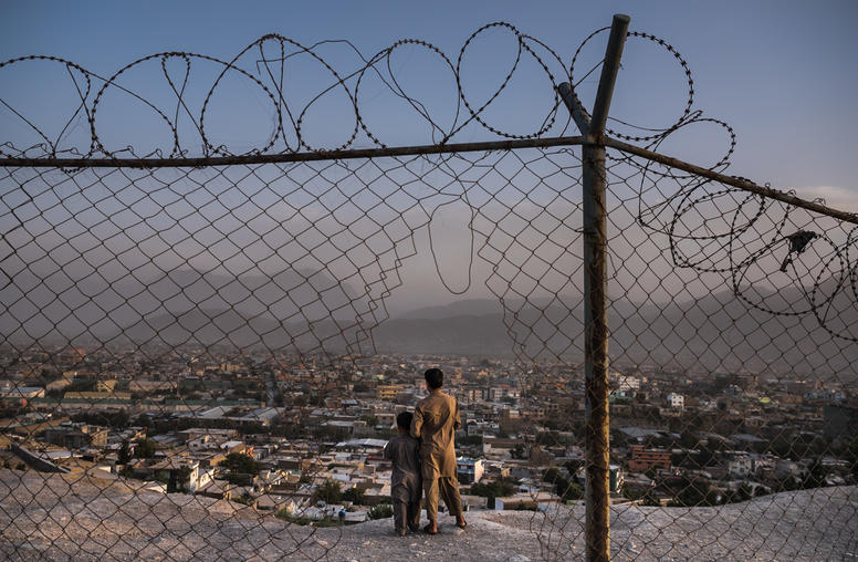 For an Afghanistan Strategy, Put Peace Talks at the Fore