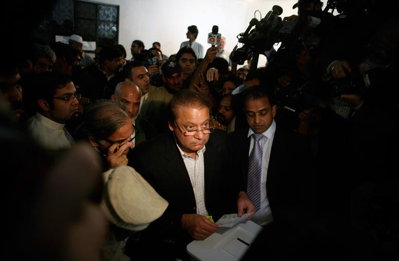 Pakistani PM's Ouster Muddles Fight on Taliban, Beyond