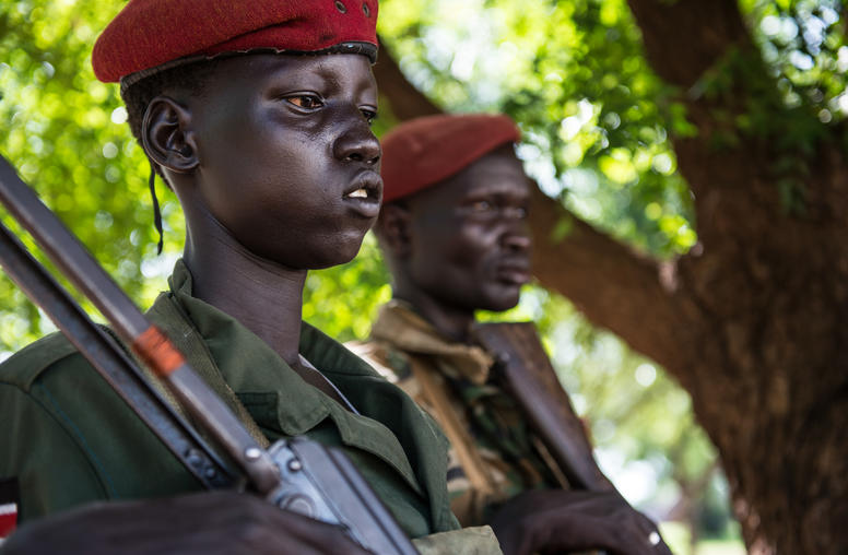 Toward a Stronger South Sudan Peace Process