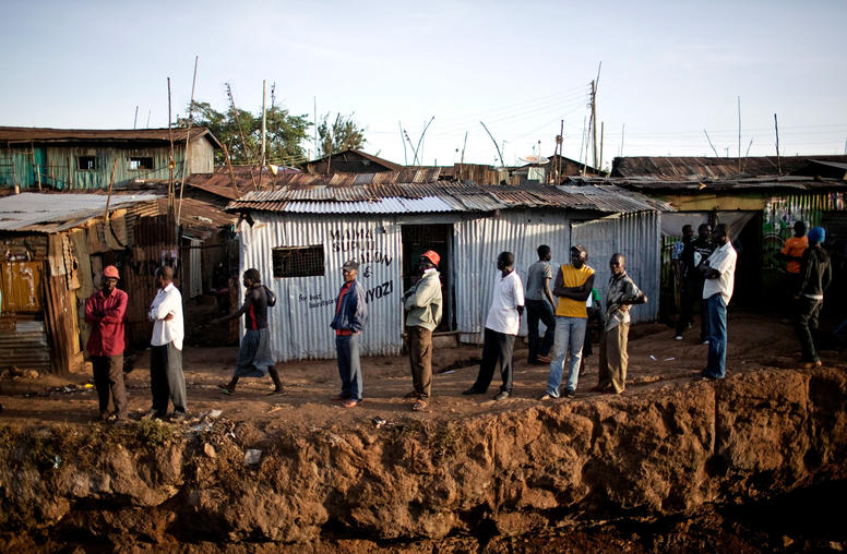 Surprise Election Ruling Raises Tension Over Kenya Vote