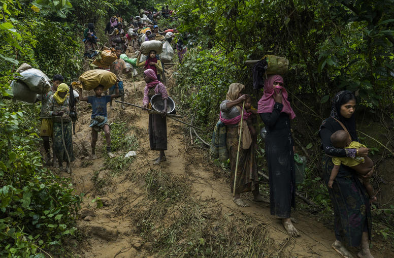 No Quick Answers on Burma's Rohingya, Mitchell Says