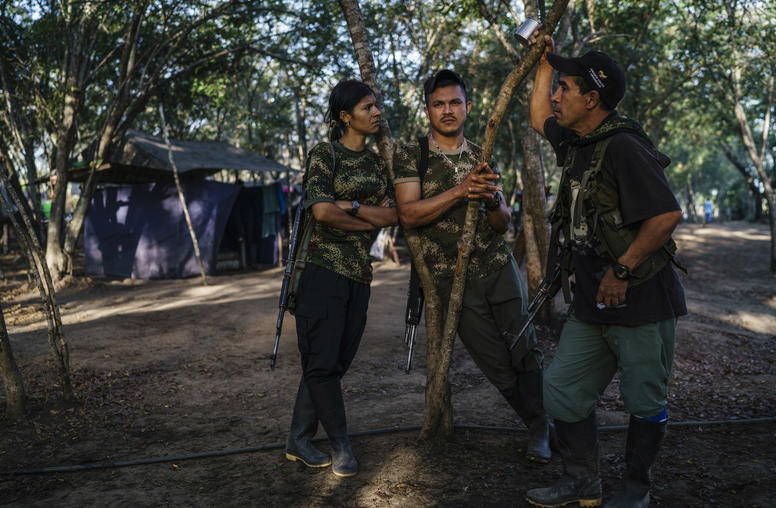 Colombia Peace: A Year in the Life of the New Accord with FARC