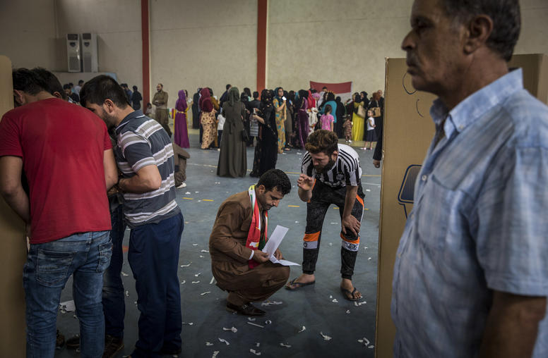 Iraq Danger Grows After Kurdistan Independence Vote