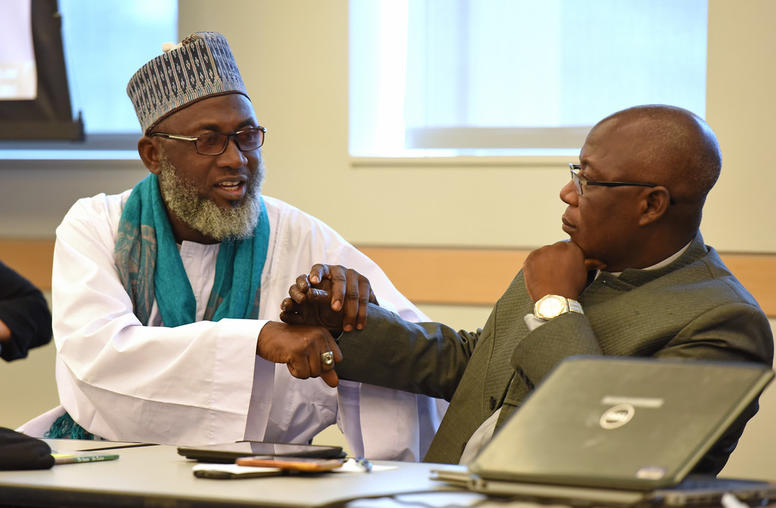 Nigeria's Imam and Pastor: Faith at the Front (Video)