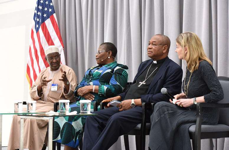Nigerian Civic Leaders Assert a Role Against Violence