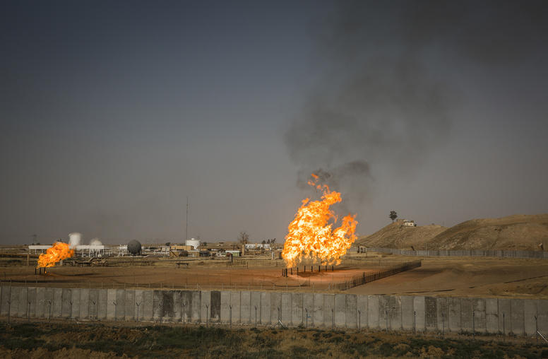 New Tensions After ISIS Threaten Iraqi Rebuilding, Part 1