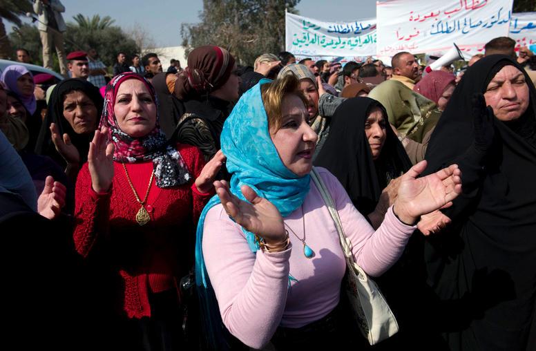 Want Women at Peace Talks? Mandate It