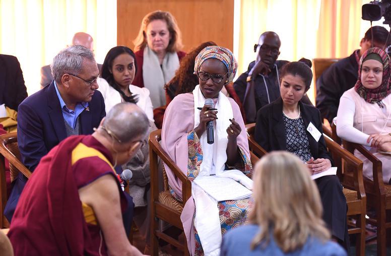 Who Can Inspire the Dalai Lama?