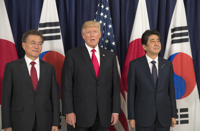 Asia Eyes Trump's Visit for Signals on North Korea Nukes