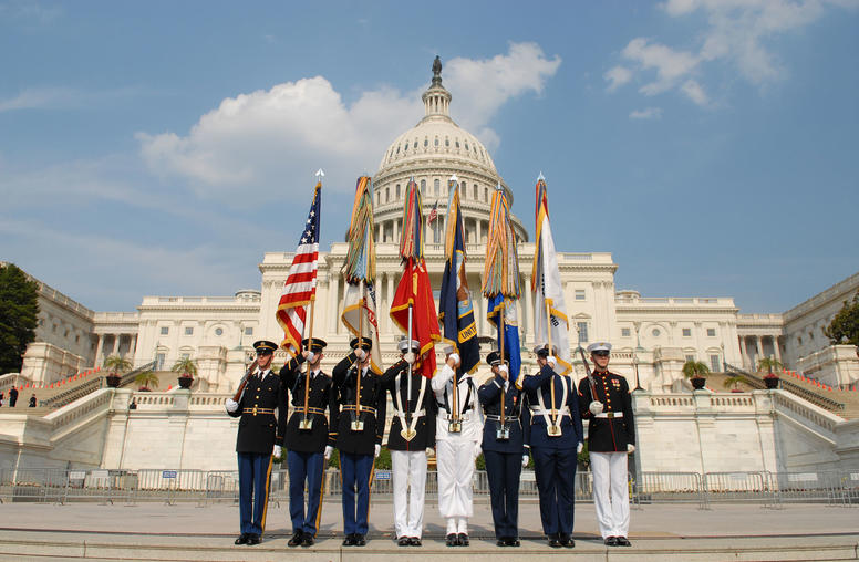 Honoring America's Veterans by Building Peace