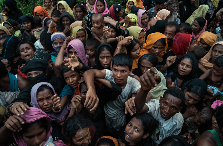Democracy in Myanmar — combating the Rohingya Crisis