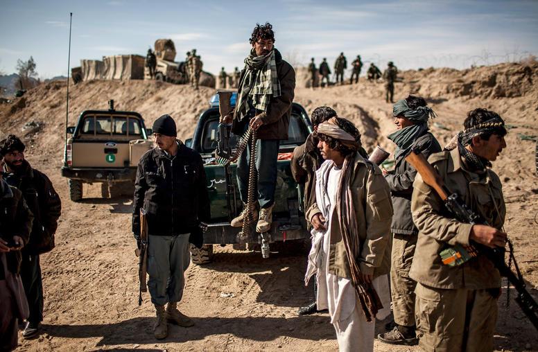 In Afghanistan, Too, U.S. and Russia Must 'De-Conflict'