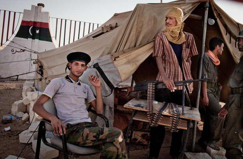Matriarchal and Tribal Identity, Community Resilience, and Vulnerability in South Libya