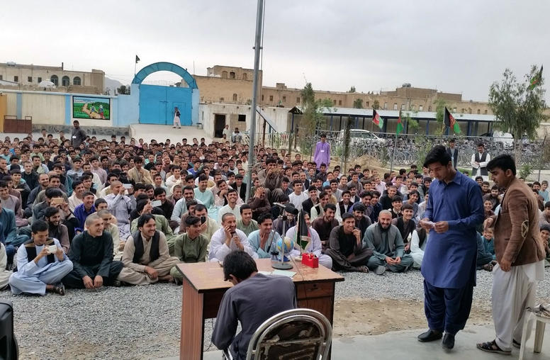 These Young Afghans Are Acting Against Corruption