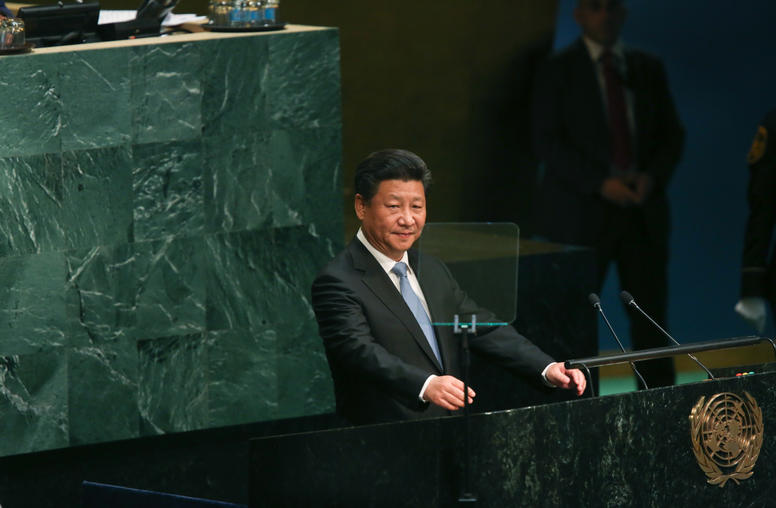 China's Israeli-Palestinian Mediation Offer Shows Trend