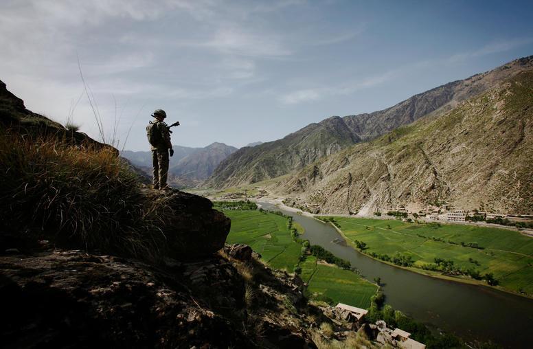 Idea of 'Hopeless' Afghanistan Misreads U.S. Role
