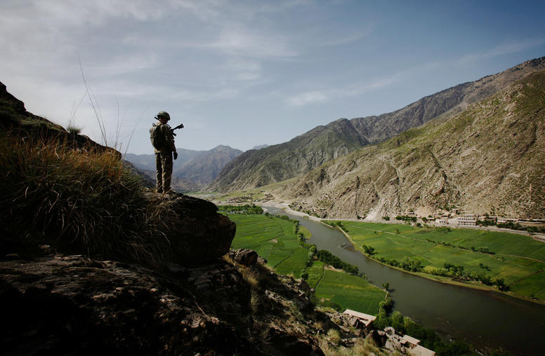 Idea of 'Hopeless' Afghanistan Misreads U.S. Role