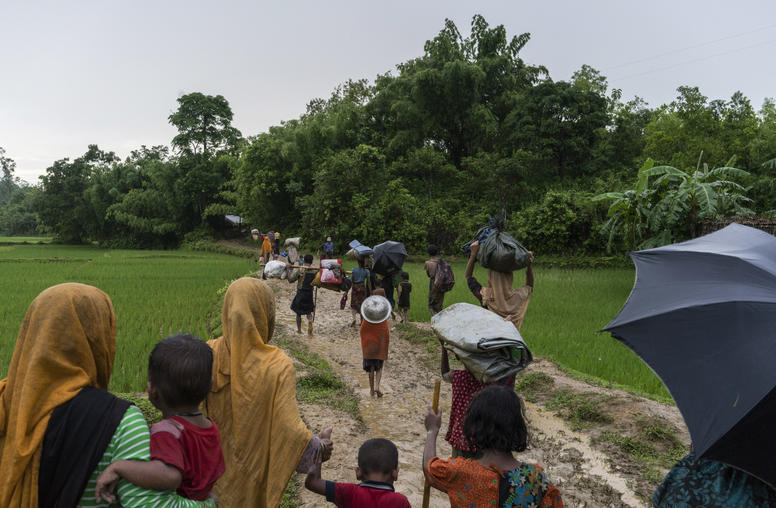 Two Vital Steps on Burma's Rohingya Crisis