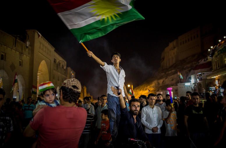 Iraq's Impasse with Kurds Puts Post-ISIS Stabilization at Risk