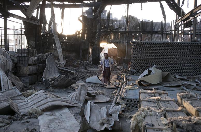 China and Yemen's Forgotten War