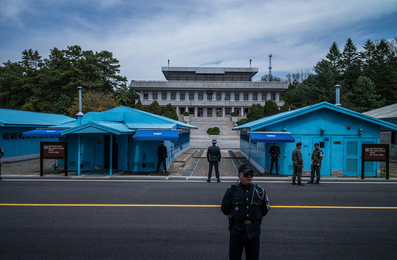 A Diplomatic Window Opens, Briefly, on the Korean Peninsula