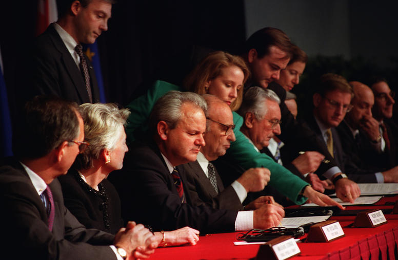 American Peacemaking Experience in the Balkans: Lessons for Ukraine