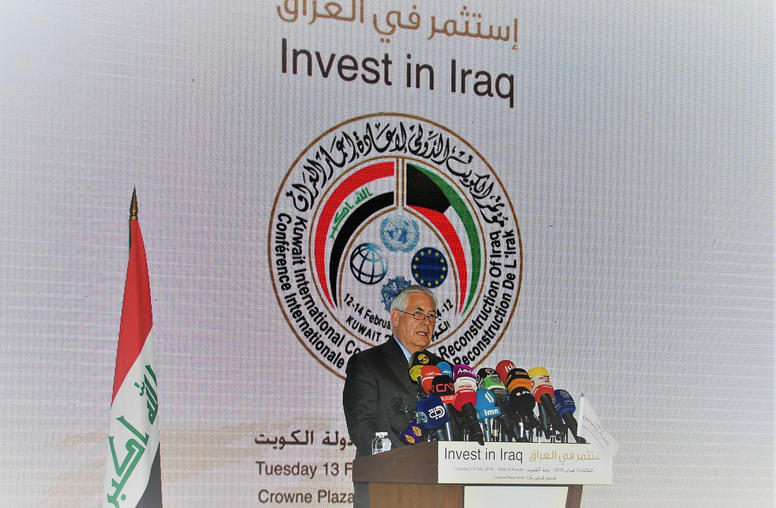Donors Support Iraq, but There's More Work to Be Done