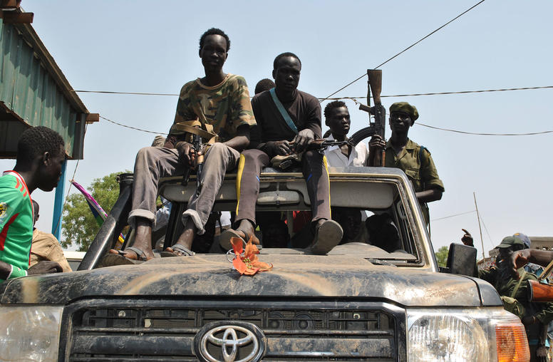 South Sudan's Pitfalls of Power Sharing