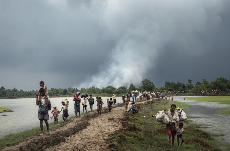 Peace and Conflict in Burma