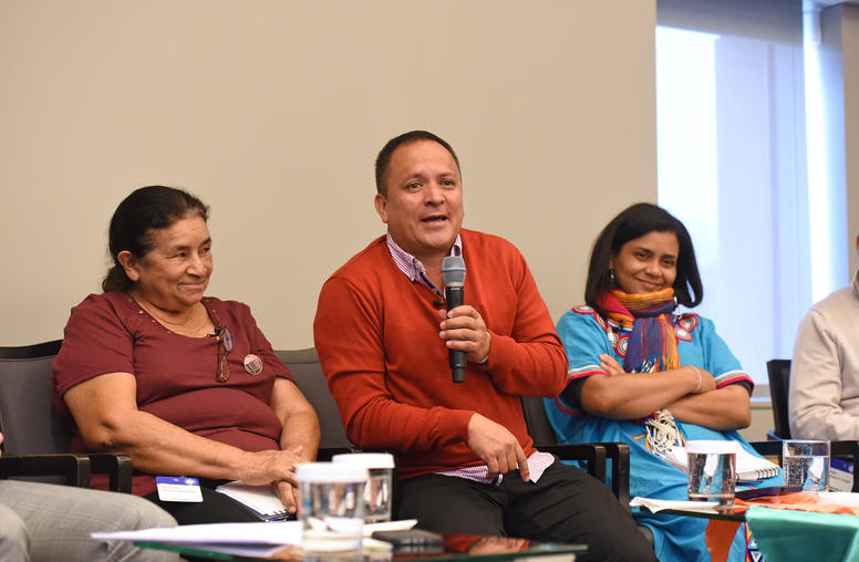 Colombian Human Rights Defenders Navigate Post-Accord Challenges
