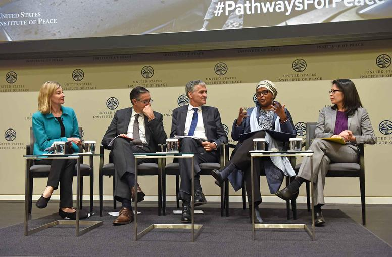 Preventing Conflict to Create Pathways for Peace