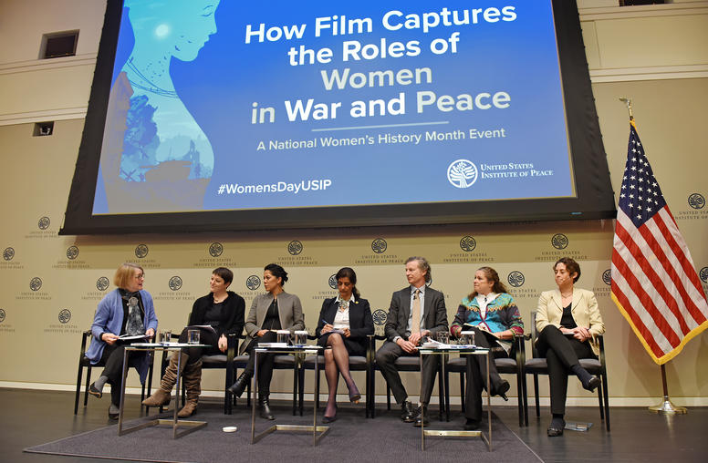 How Film Captures the Roles of Women in War and Peace
