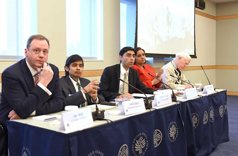 U.S. Leverage in South Asia