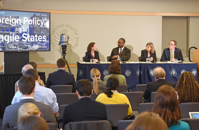 U.S. Policy on Fragile States: An On-Air Discussion