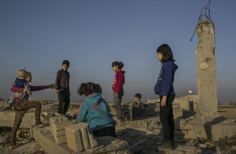 Hidden Wounds: Trauma and Civilians in the Syrian Conflict