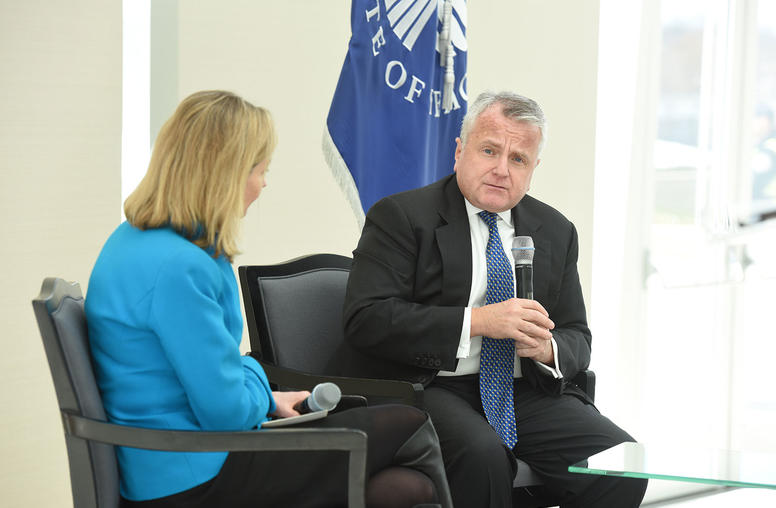 Deputy Secretary of State Sullivan: U.S. to Lead on Humanitarian Issues