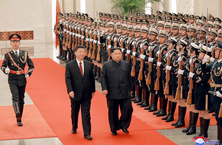 North Korea and China: The Endgame Behind the Headlines