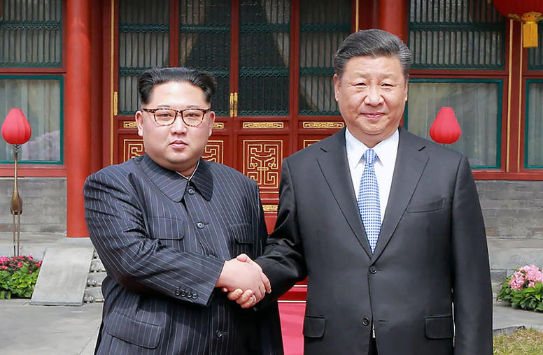 North Korea-China Summit: The 'Strategic Choice' by Both Sides