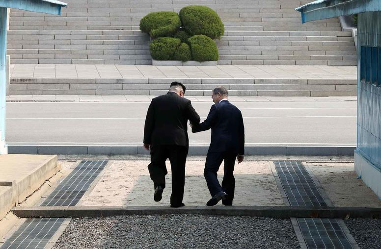 Panmunjom: Will the Pageantry Lead to Peace with Pyongyang?