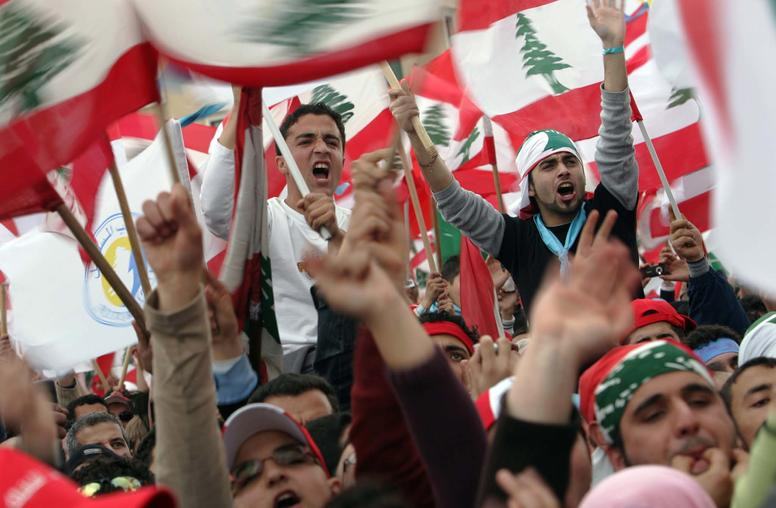 Amid a Region in Strife, Lebanon Holds Parliamentary Elections