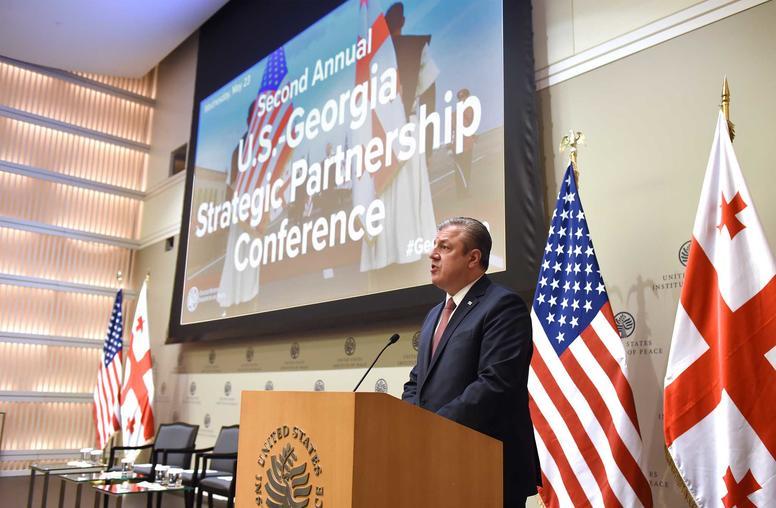Second Annual U.S.-Georgia Strategic Partnership Conference