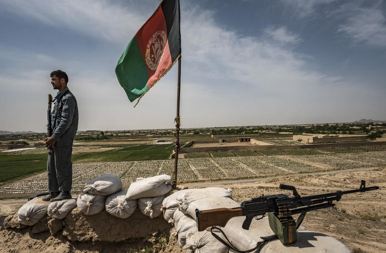 A Negotiated End to the Afghan Conflict