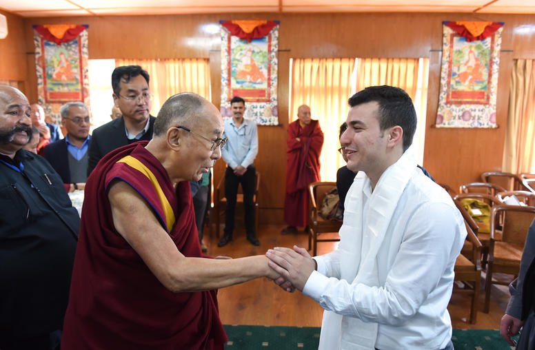 World Refugee Day: A Young Refugee Reflects on Meeting the Dalai Lama