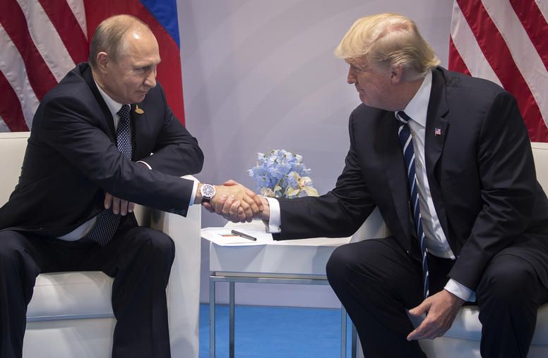 Can the Trump-Putin Summit Improve U.S.-Russian Relations?