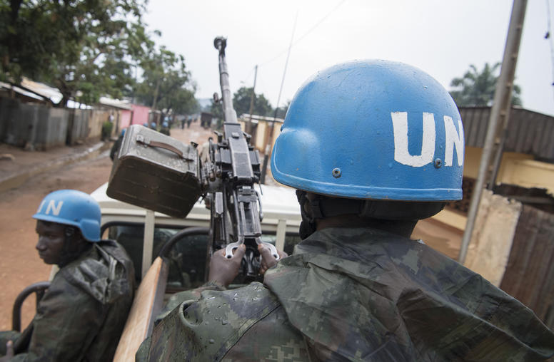 Central African Republic: The Peace Effort That Went Awry
